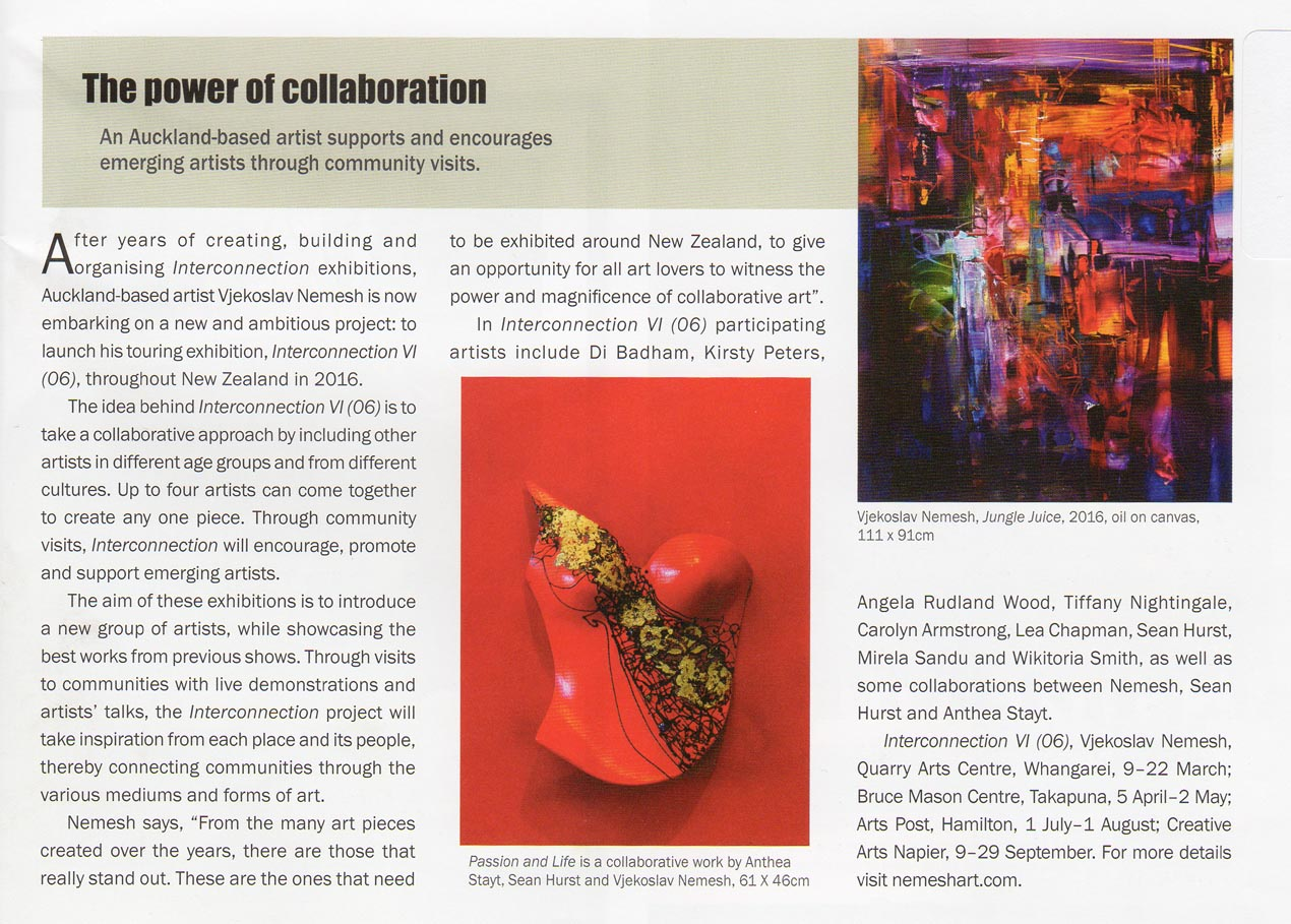 Article from Art News Autumn 2016 issue: