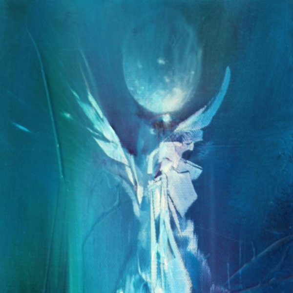 Vjekoslav Nemesh CRYSTAL ANGEL-detail