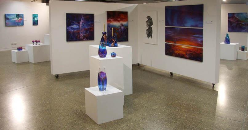 Vjekoslav Nemesh Retrospective setup